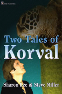 Embiid Two Tales of Korval cover